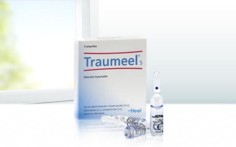 Traumeel® S solución inyectable